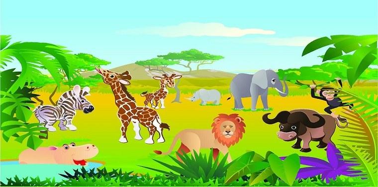 Entretenimiento para niños-cumpleanos-pequenos-adivina-animal