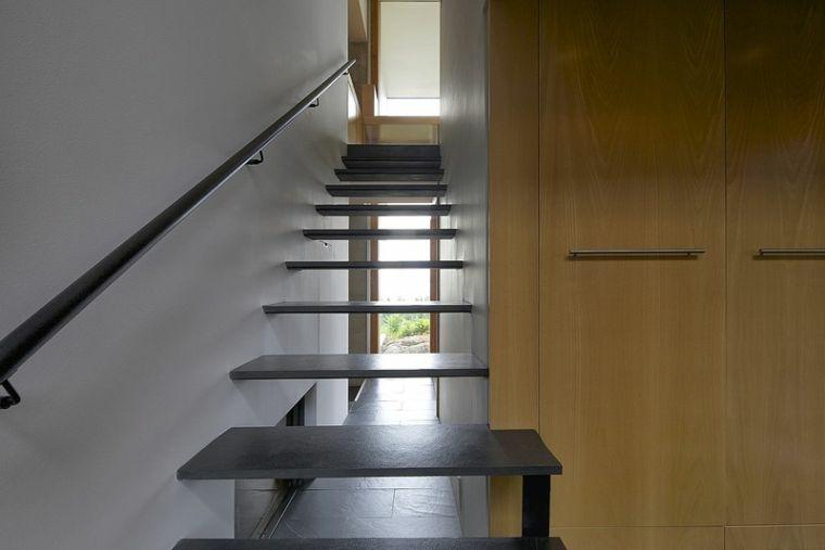 escaleras de aluminio-color-negro