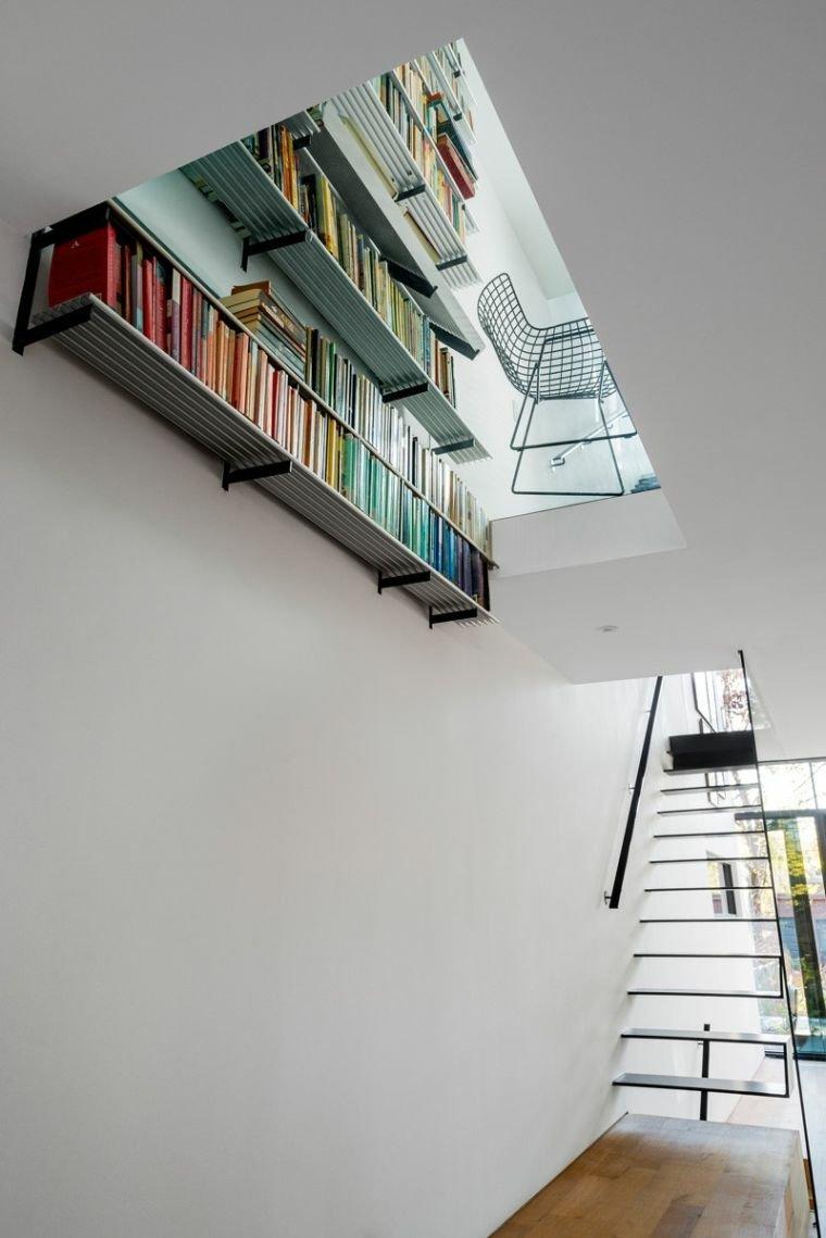 escaleras interiores-modernas-negro