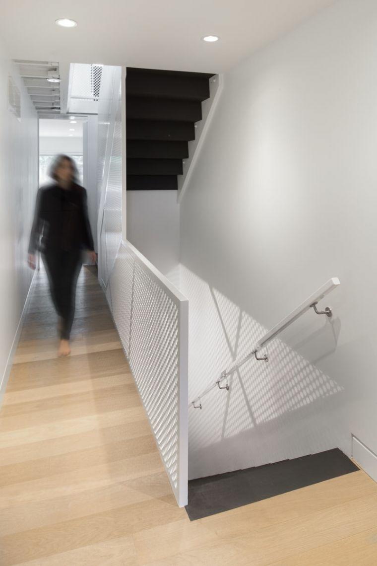escaleras para casas-elementos-negros