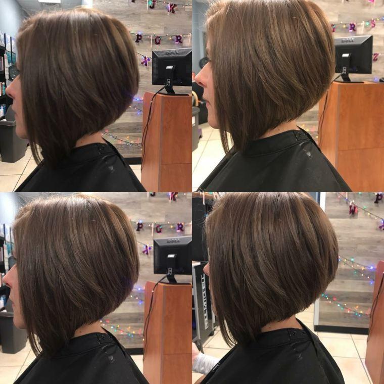 Color de pelo para corte bob