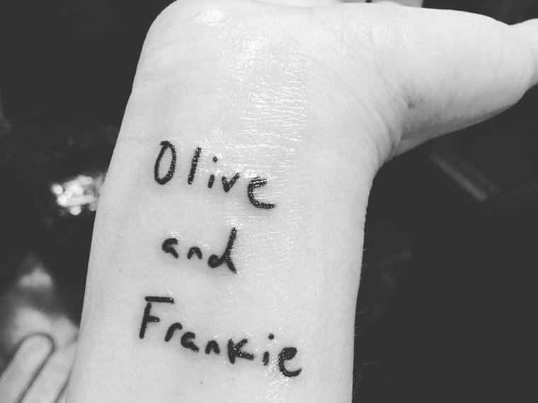como escoger letras para tatuajes