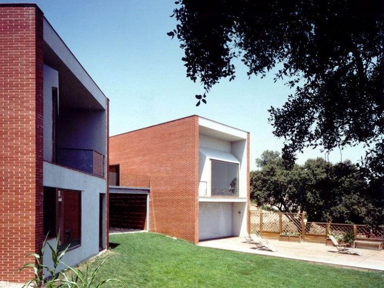 exteriores-ladrillo-modernos-estilo