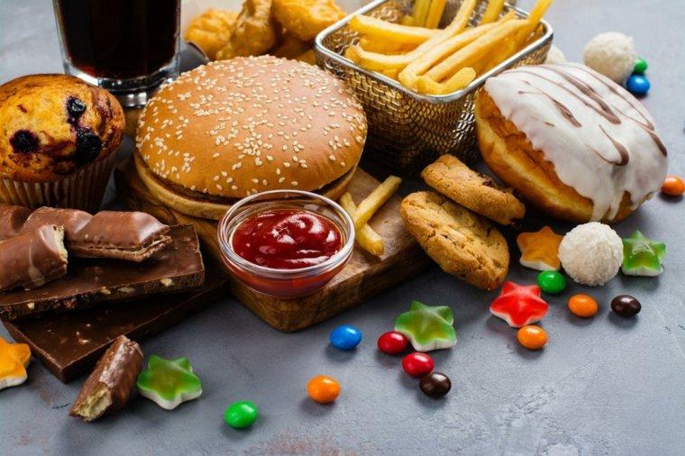 imagenes de alimentos-comida-basura