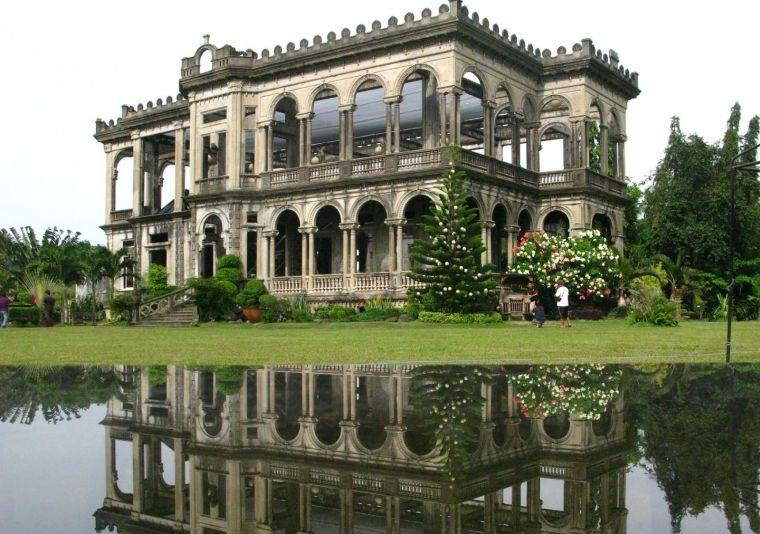 Imágenes de arquitectura -castillo-ruina-ideas