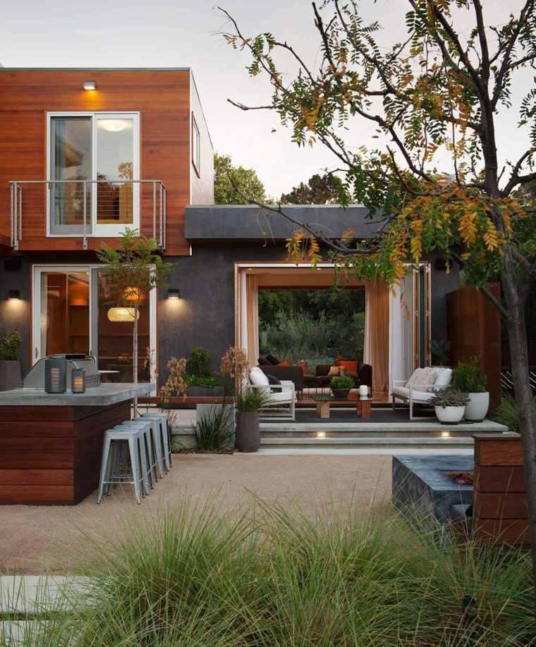 jardin-casa-diseno-Dotter-Solfjeld-Architecture