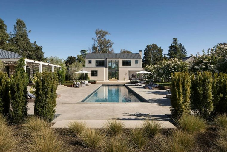 jardines-de-casas-modernas-wade-design-architects