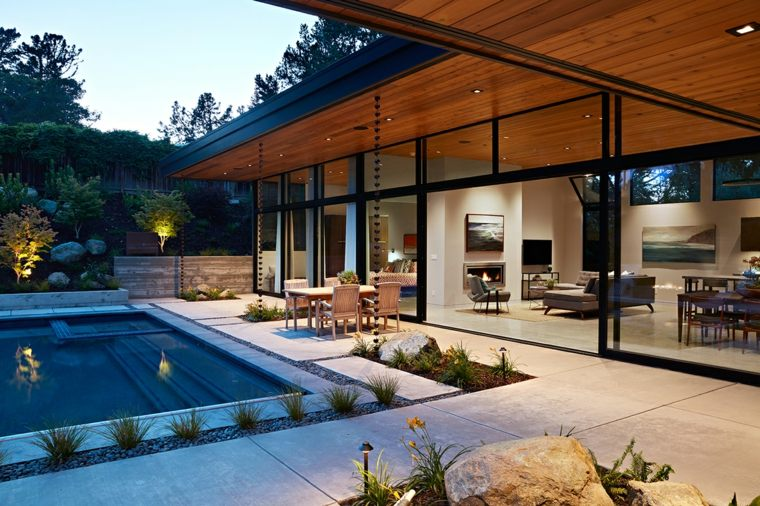 jardines-hermosos-espacios-modernos-diseno-Klopf-Architecture-ideas