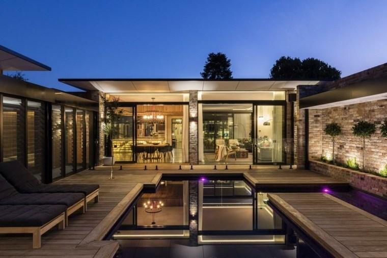 jardines hermosos-espacios-modernos-diseno-suelo-madera-Tziallas-Omeara-Architecture-Studio