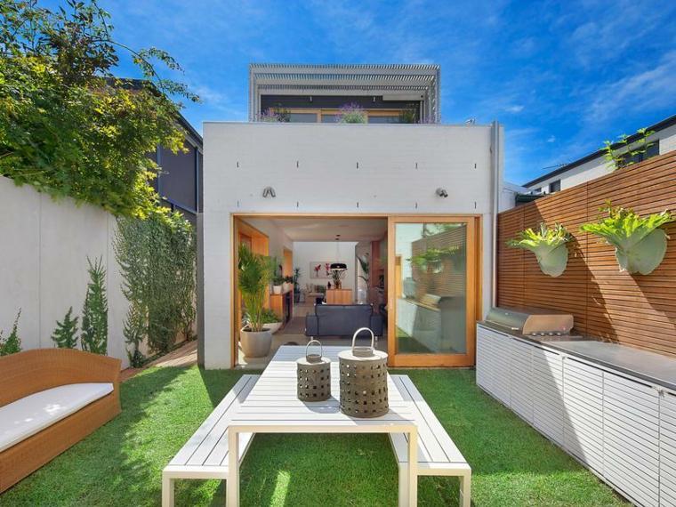 jardines hermosos-espacios-pequenos-cocina-aire-libre-ideas