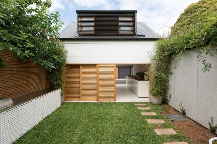 jardines hermosos-espacios-pequenos-cocina-aire-libre
