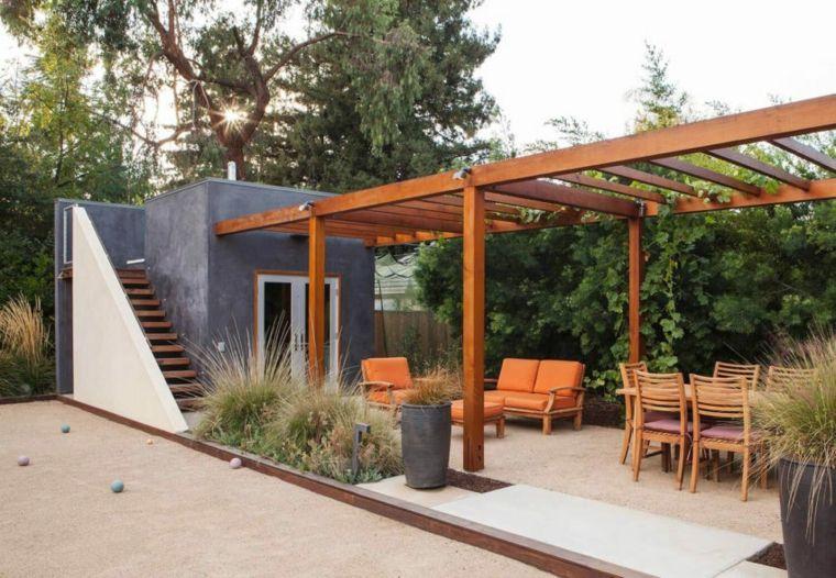 jardines-hermosos-ideas-pergola-madera
