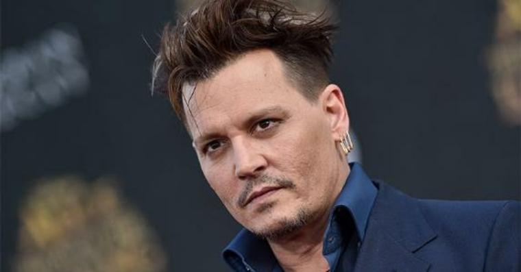Johnny Depp 2018