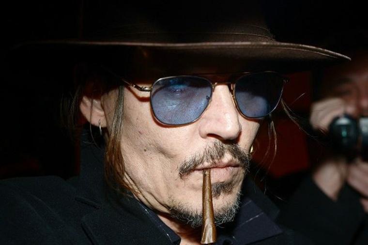 Johnny Depp vida