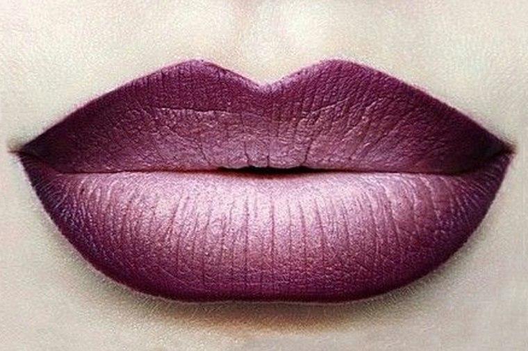 maquillaje de labios-tecnicas