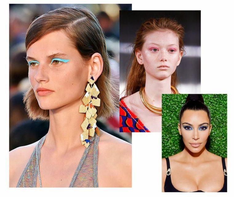 Maquillaje de moda ojos