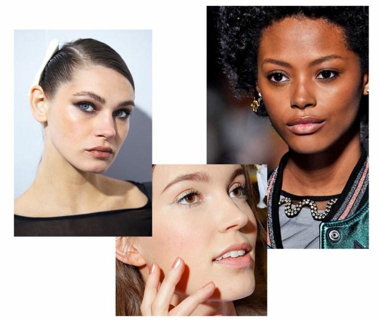 Tendencias en maquillaje de estilo natural