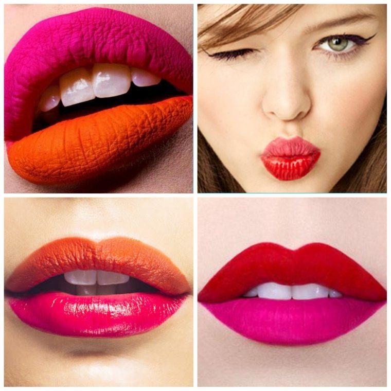 maquillaje paso a paso-colores-labios