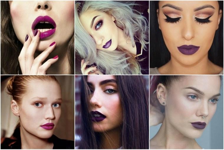 maquillaje paso a paso-pintalabios
