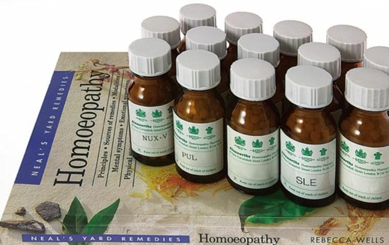 medicina homeopatica historia moderna