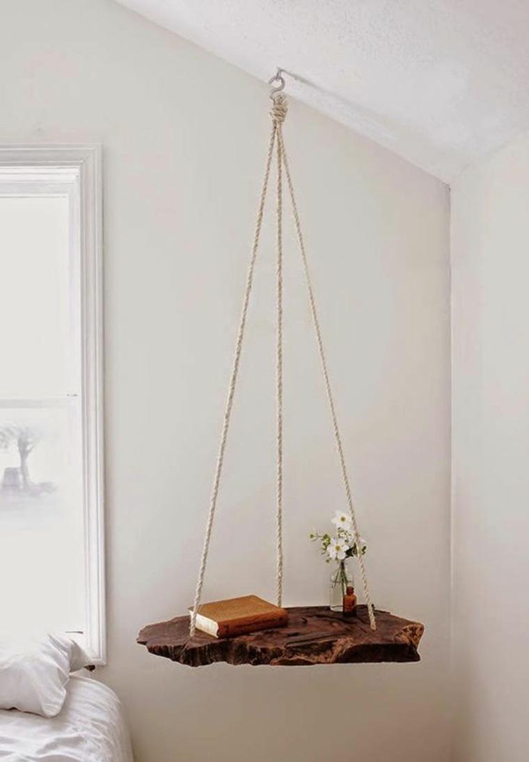 mesa-de-noche-trozo-de-madera