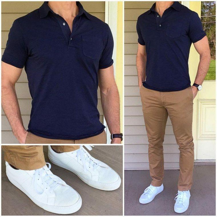 moda masculina-casual-zapatos