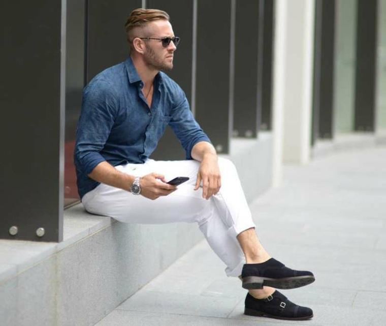 moda masculina-elegante-verano