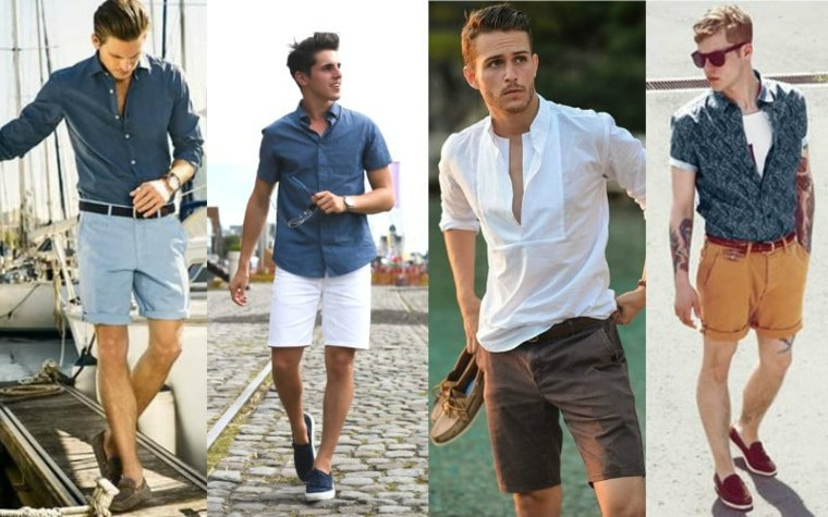 moda masculina-pantalones-verano