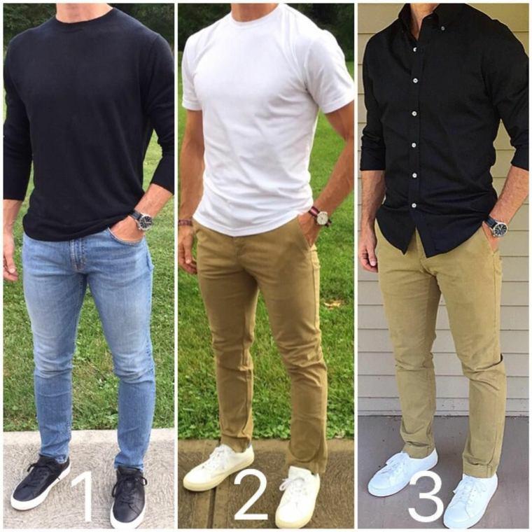 moda masculina-verano-combinaciones