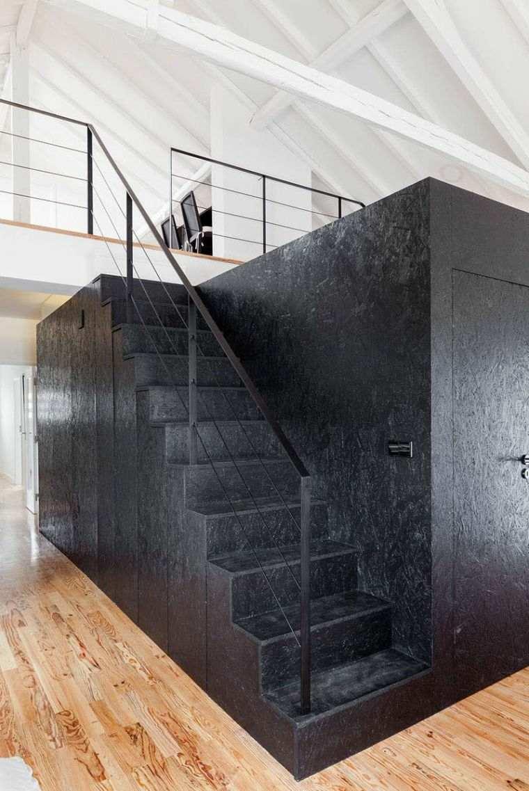 modelos de escaleras-diseno-elegante