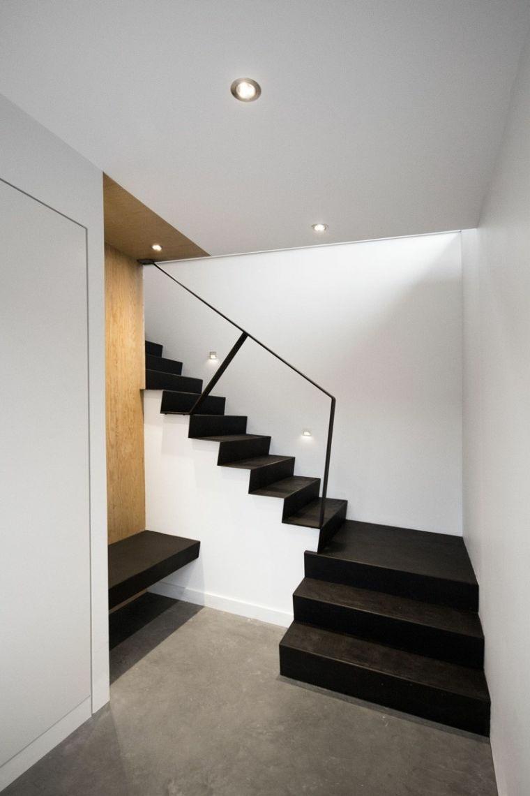 modelos de escaleras-interiores-modernos