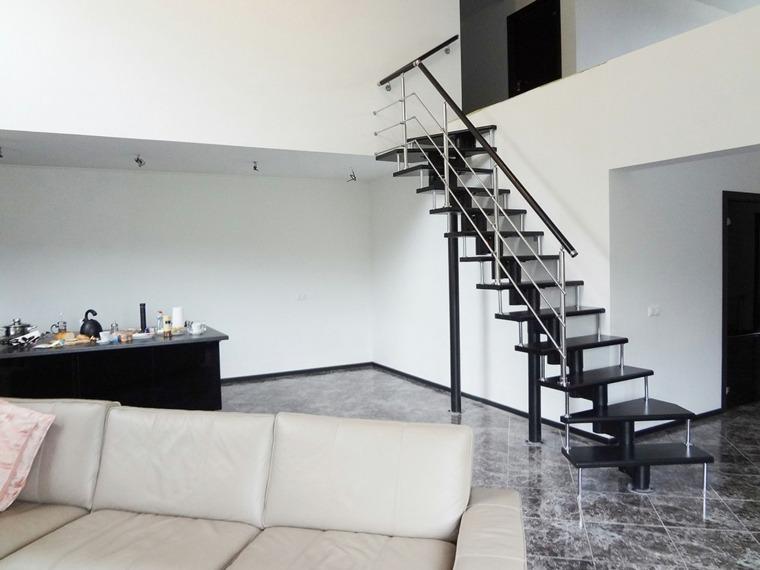 modelos de escaleras-interiores-negro