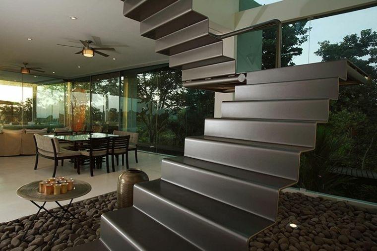modelos de escaleras-originales-interiores