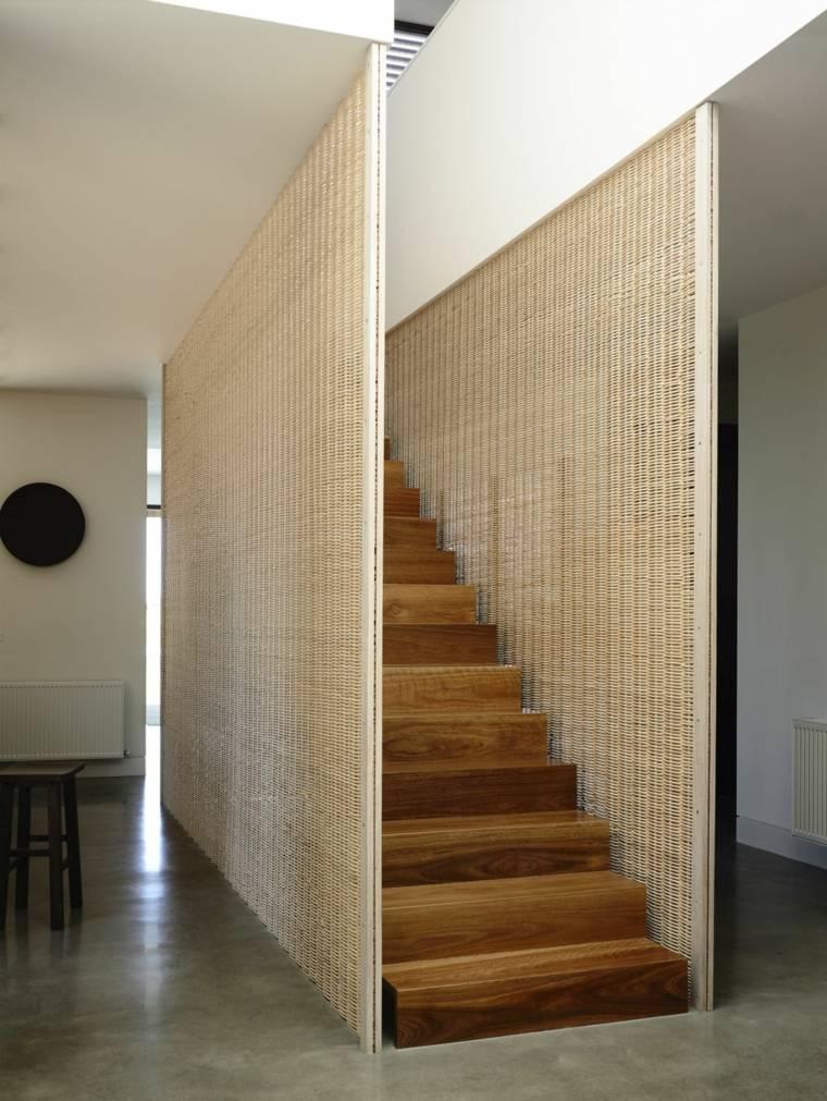 paneles escaleras