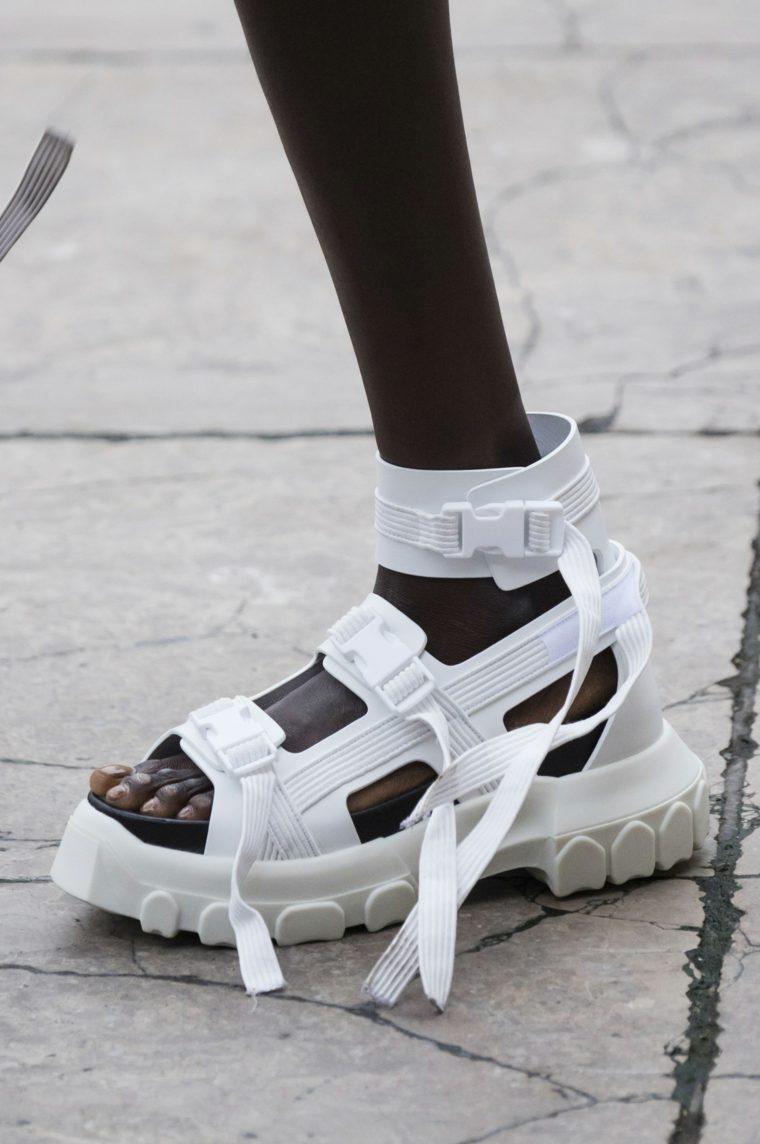 zapatos de moda diseño