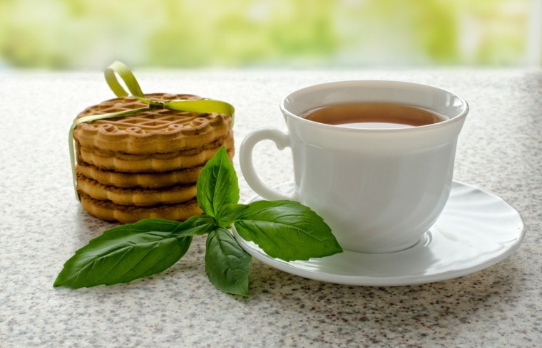 para qué sirve la albahaca té