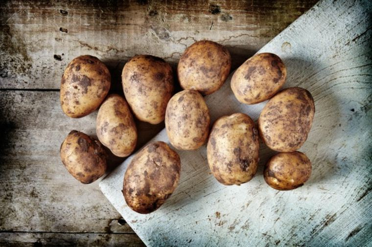 beneficios de las patatas