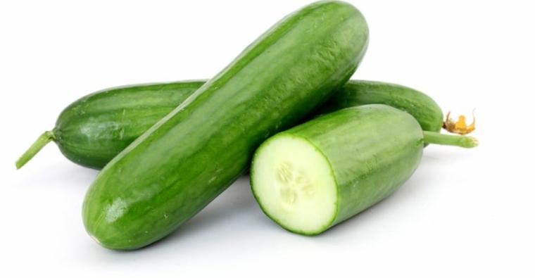 ingerir pepinos
