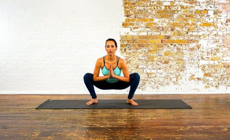 posturas y poses para hacer yoga