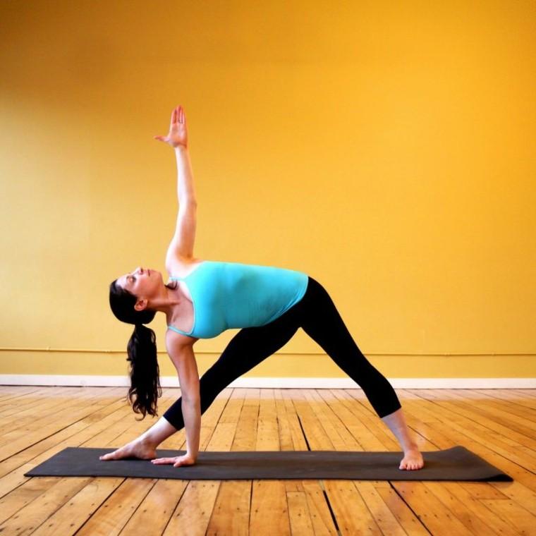 ejercicios de yoga simples