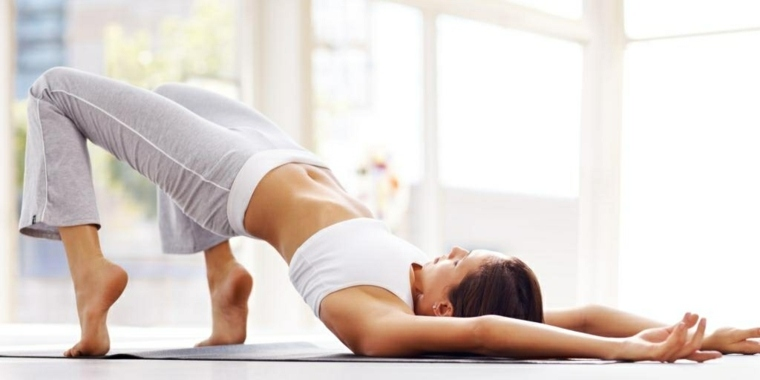 poses de yoga sencillas