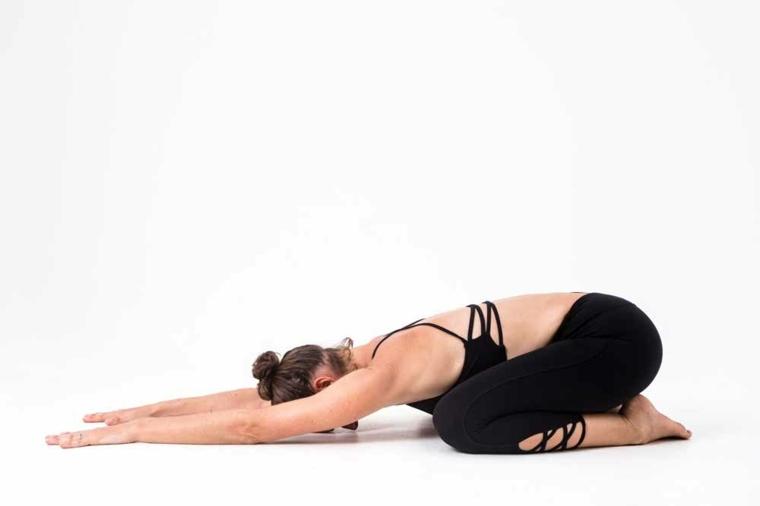 Poses de yoga sanas