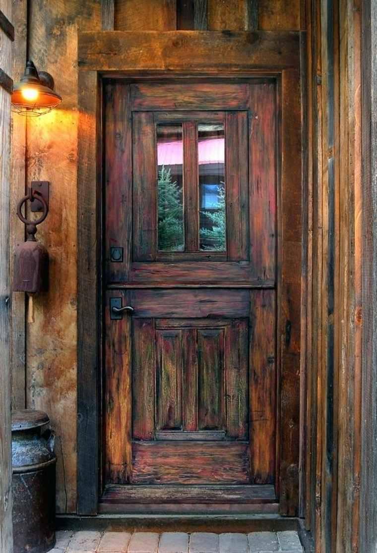 diseños de puertas de estilo holandés