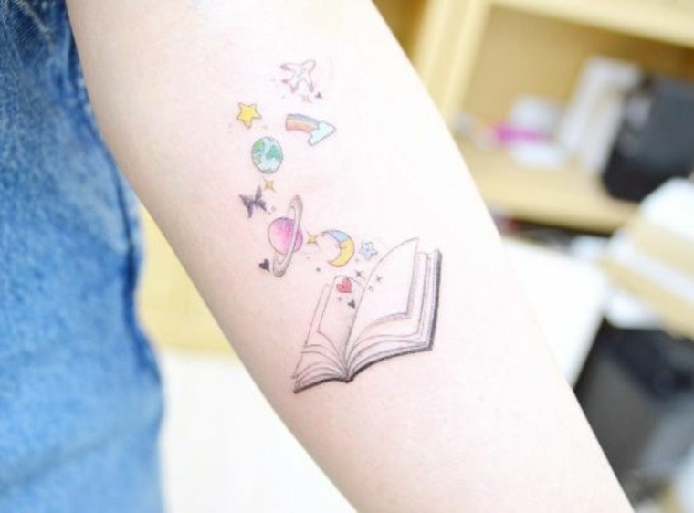 Tattoos pequeños
