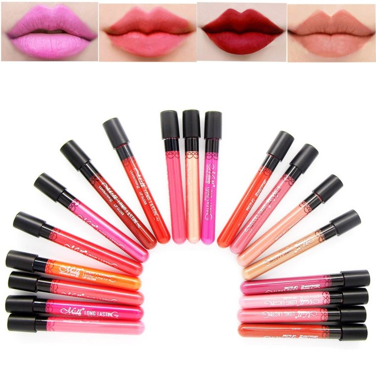productos de maquillaje-pintar-labios