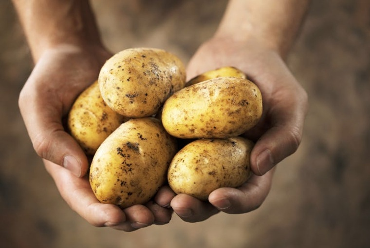 recetas de patatas veganas