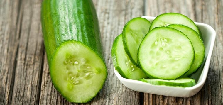 ventajas de comer pepino