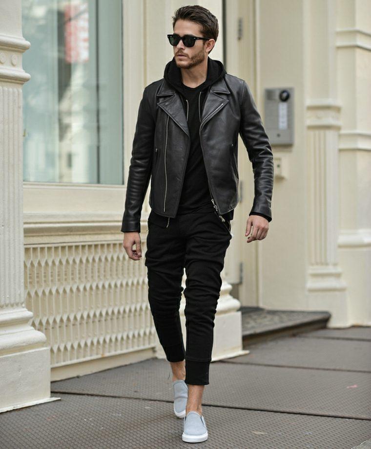 ropa casual para caballero-verano