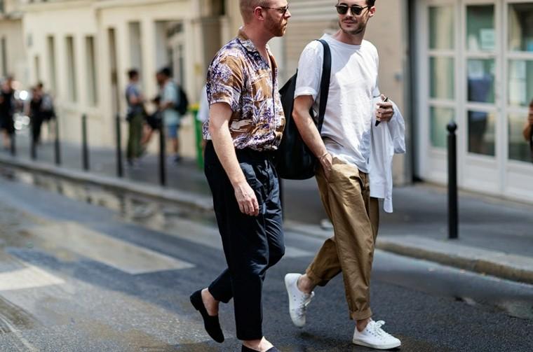 ropa casual para hombre-verano