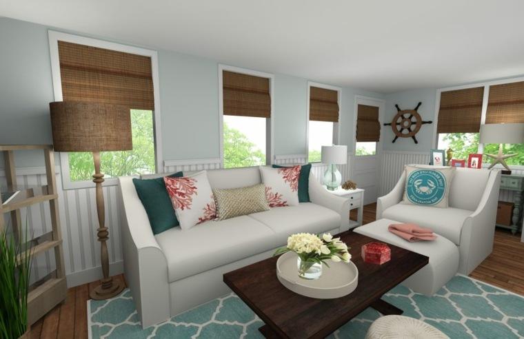 sala-de-estar-estilo-costero